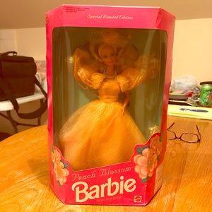 Peach Blossom Barbie 1992 Special Limited Edition